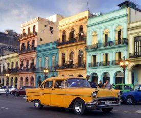Vuelos a Cuba
